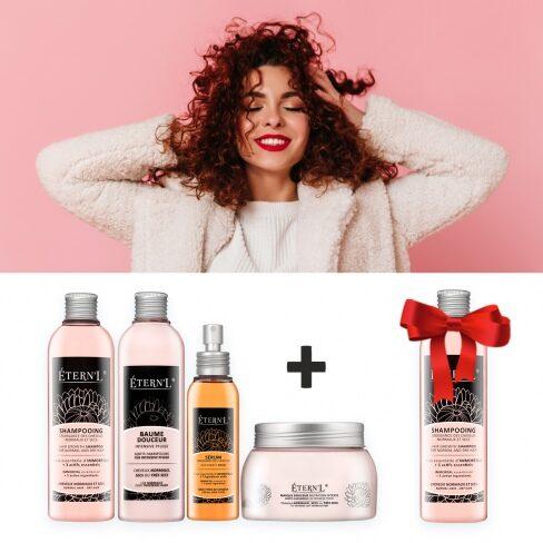 Special Offer: Etern'l shampoo, conditioner, mask en serum + conditioner GIFT